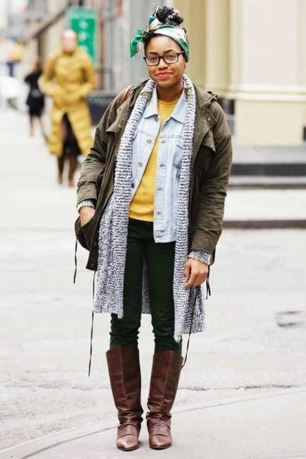 Layered Street Style Looks Recreate Winter