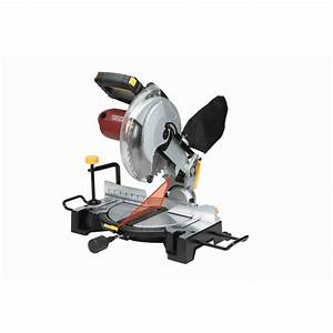 10 Inch Compound Miter Saw With Laser Guide