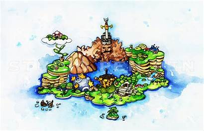 Mario Rpg Super Map Edition Limited Business