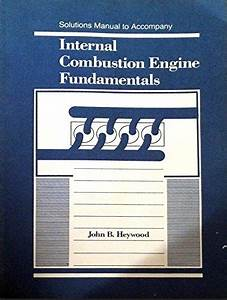 9780070286382  Internal Combustion Engine Fundamentals