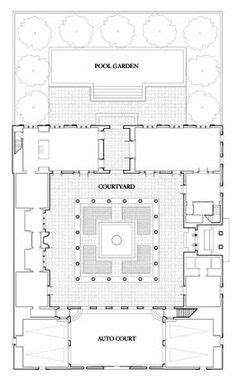 chinese house plans courtyard house plans chinese courtyard vintage house plans