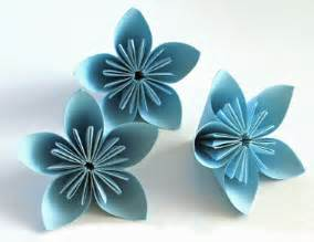 pot de chambre mariage créer des fleurs en origami idée créative