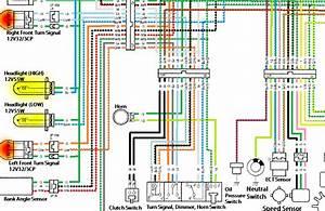 Wiring Harness Cb 500