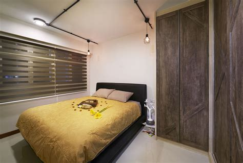Hdb Master Bedroom Design Singapore by Bedroom Interior Design Singapore Unimax Creative