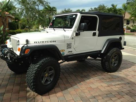 Find Used 2005 Jeep Wrangler Unlimited Rubicon Sport