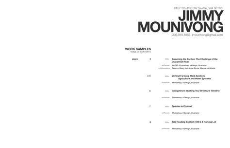 jimmy mounivong blogspot resume   work samples check