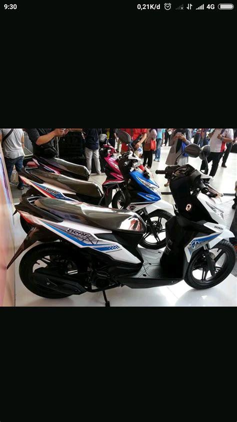 Honda Beat Pop 4k Wallpapers by Striping Motor Beat Thailand Impremedia Net