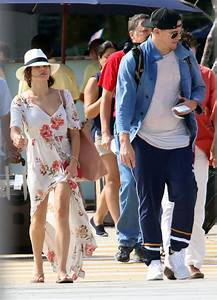 JENNA DEWAN and Channing Tatum Arrives at Airport in Cabo ...
