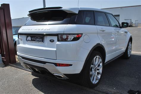 range rover occasion evoque dans sa connaissance de la