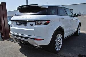 Range Rover Evoque Occasion Pas Cher : land rover range rover evoque 45 autosport ~ Gottalentnigeria.com Avis de Voitures