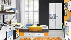 Kinderzimmer Blau Grau : jugendzimmer colors kinderzimmer in uni wolfram grau wei orange blau ~ Sanjose-hotels-ca.com Haus und Dekorationen