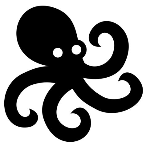 octopus icon icons net