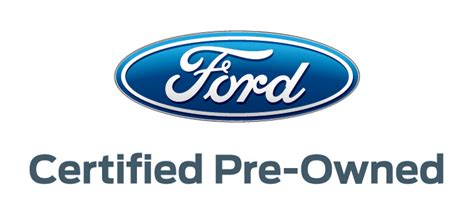ford certified pre owned vehicles