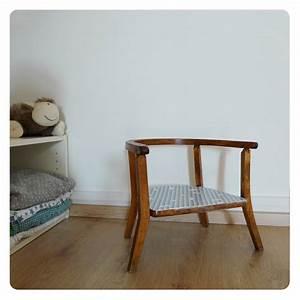 Petite Chaise En Plastique : petite chaise bois ouistitipop ~ Teatrodelosmanantiales.com Idées de Décoration
