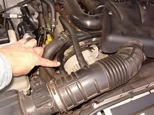 Ford Ranger Pcv Valve Location 2002 Ford Explorer 4 0