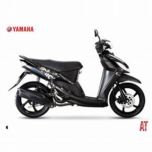Yamaha Mio Sporty Edition  U2013 Transcycle