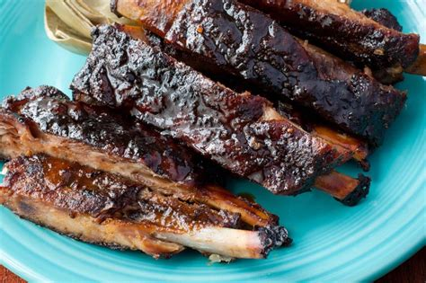 slow roasted ribs  ginger ale glaze ribs dont