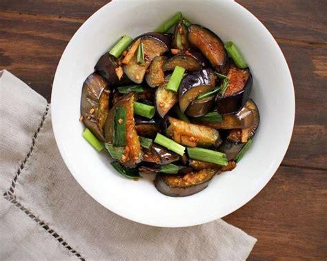 aubergines sautees recette chinoise cuisine de la chine