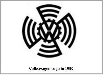 First Volkswagen Logo Brinorthcutt