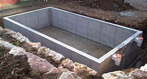 faire sa piscine en beton 1 constructeur piscines b ton With faire sa piscine en beton