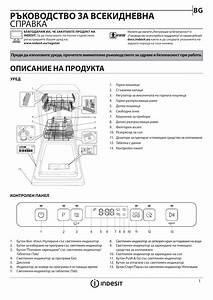 Indesit Dsfo 3t224 Z Setup And User Guide