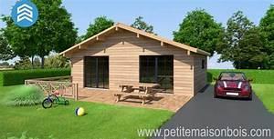 Chalet Habitable Sans Permis De Construire : chalet en bois habitable en kit un logement d appoint ~ Dallasstarsshop.com Idées de Décoration