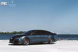 2014 Audi RS7 On Vellano Wheels By MC Customs - Rides Magazine