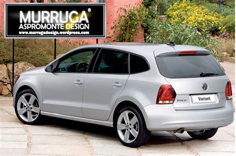 Volkswagen Polo Variantpicture 7 Reviews News Specs