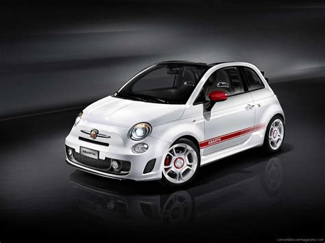 Fiat Abarth 500c by Fiat 500c Abarth Buying Guide