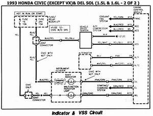 Esquema Electrico Honda Prelude