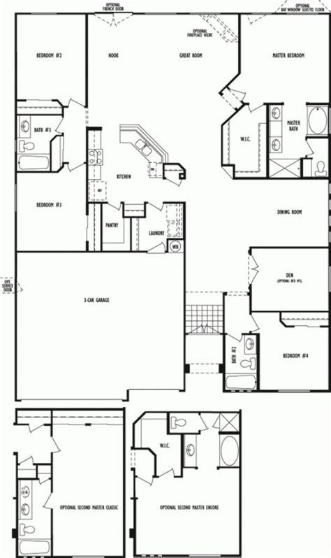 floor plans  dr horton homes  home plans design