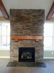 10, Flawless, Ideas, Of, Stone, Veneer, Fireplace, To, Decorate, Your, Living, Room