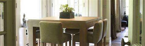 table pour la cuisine table haute de bar pour la cuisine photo 11 15 en bois