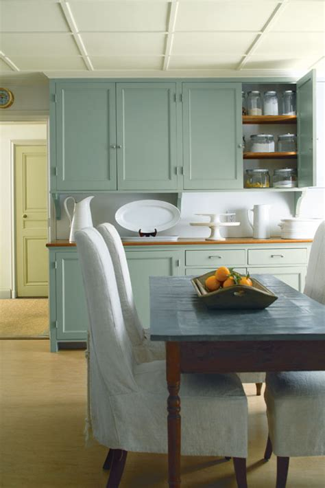 2015 paint color trends kitchen benjamin antique jade 465 in advance semi gloss