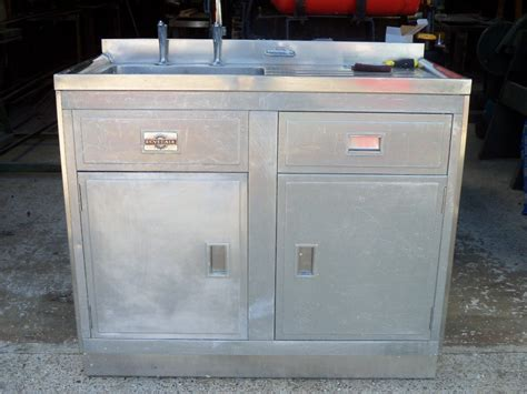 Cabinet Stainless Steel Kitchen Sink Unit Commercial