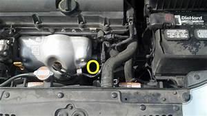 Kia Rio Camshaft Sensor Replacement 2008 Model