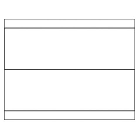 avery template  microsoft word large tent cards