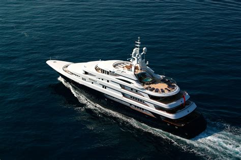 Yacht Freedom by Freedom Yacht Charter Details Benetti Charterworld