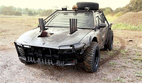 Mighty Car Mods Web Series Creates Mad Max Inspired Car