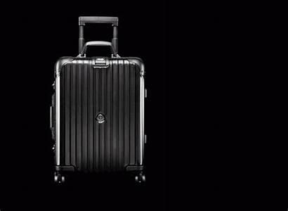 Rimowa Moncler Suitcase Luggage Aficionado