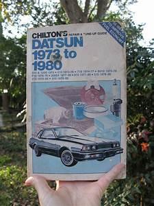 Chilton U0026 39 S Datsun 1973 To 1980 Repair  U0026 Tune