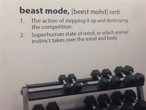 beast mode definition decal  etsy  beast mode