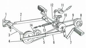 John Deere 210 Drive Belt Diagram