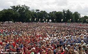 Scouts: Traditional Scout jamborees under threat from new ...