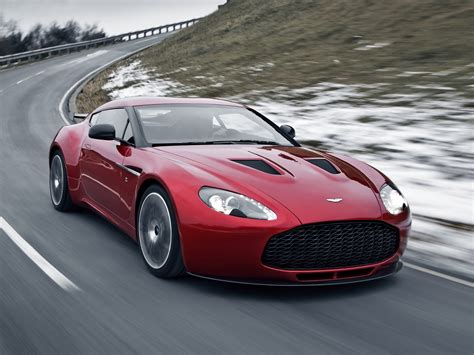 Aston Matin Car : Aston Martin V12 Zagato Wallpapers