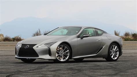 2018 Lexus Lc 500h Review It Takes More Than Looks