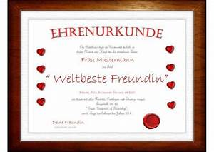 Beste Freundin Diplom Ein Geschenk Das Freude Bereitet