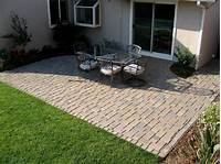 lovely patio design ideas with pavers Paver Designs For Backyard | Design Ideas