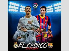 Real Madrid vs Barcelona All set for an electrifying Clasico!