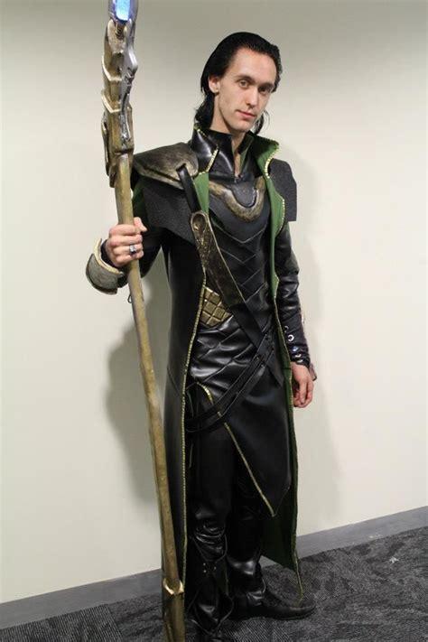 Marvels Avengers Loki Costume Loki Costume Loki
